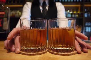 bourbon & Branch philadelphia