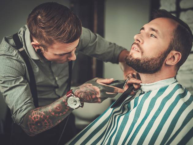 Barbershop quintet: the 5 best barbers in Tel Aviv