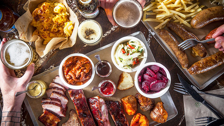 Authentic Jaffa street food