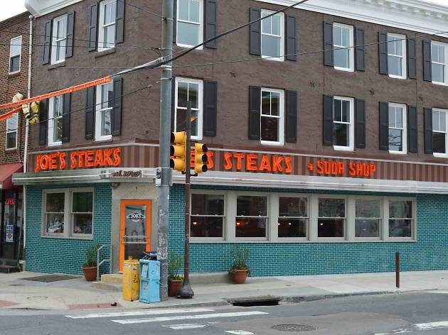 Joe's Steaks + Soda Shop