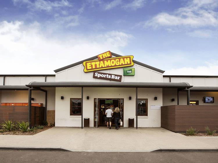 Ettamogah Hotel