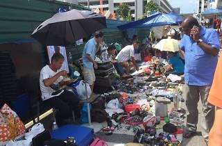 Sungei Road Thieves Market