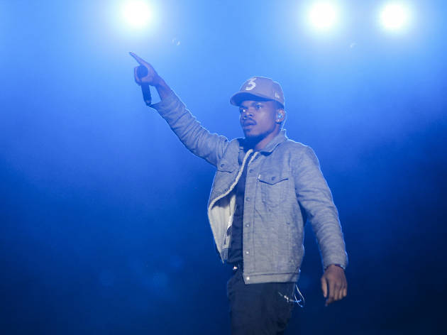 Chance the Rapper and Wilco brought Chicago spirit to the Eaux Claires music festival