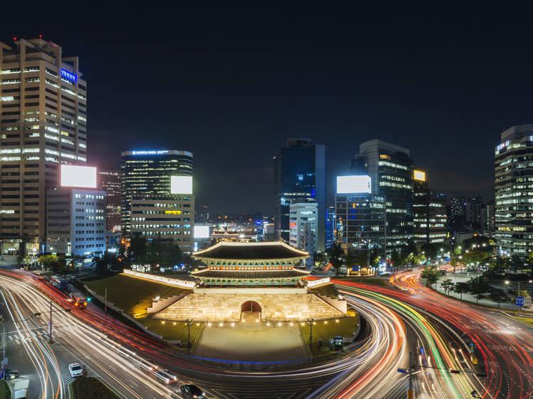 서울에서 24시간: 관광족