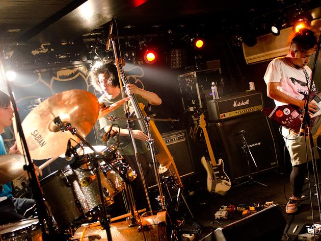 Higashi-Koenji 20000 Den-atsu | Time Out Tokyo
