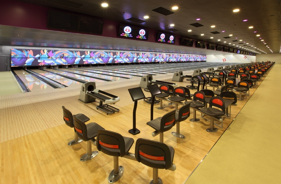 Scaa Bowling Centre Things To Do