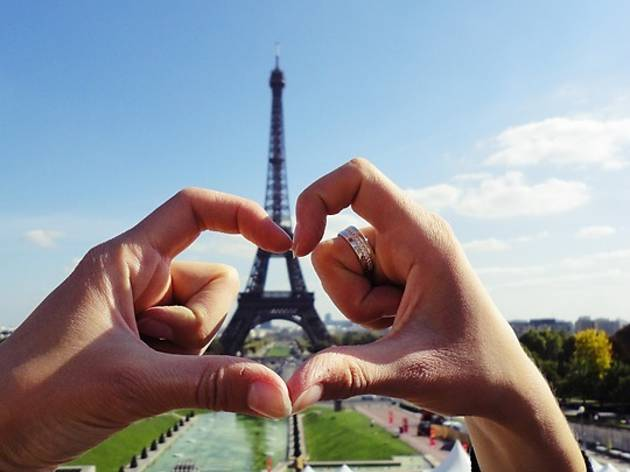 dating Ranska Pariisi