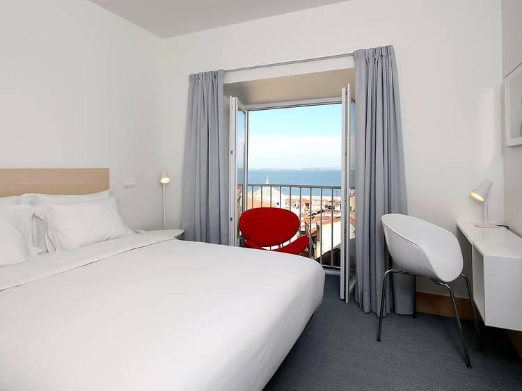 Les meilleurs hôtels romantiques de Lisbonne