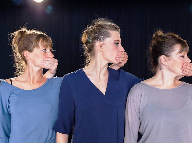 'Moment of Silence': an interview with Amir Kolben, choreographer