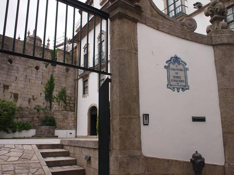 Visitar a Casa-Museu Guerra Junqueiro