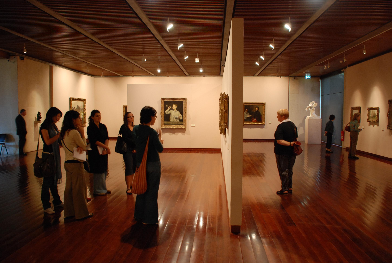 Visitas aos museus de Lisboa dentro de casa