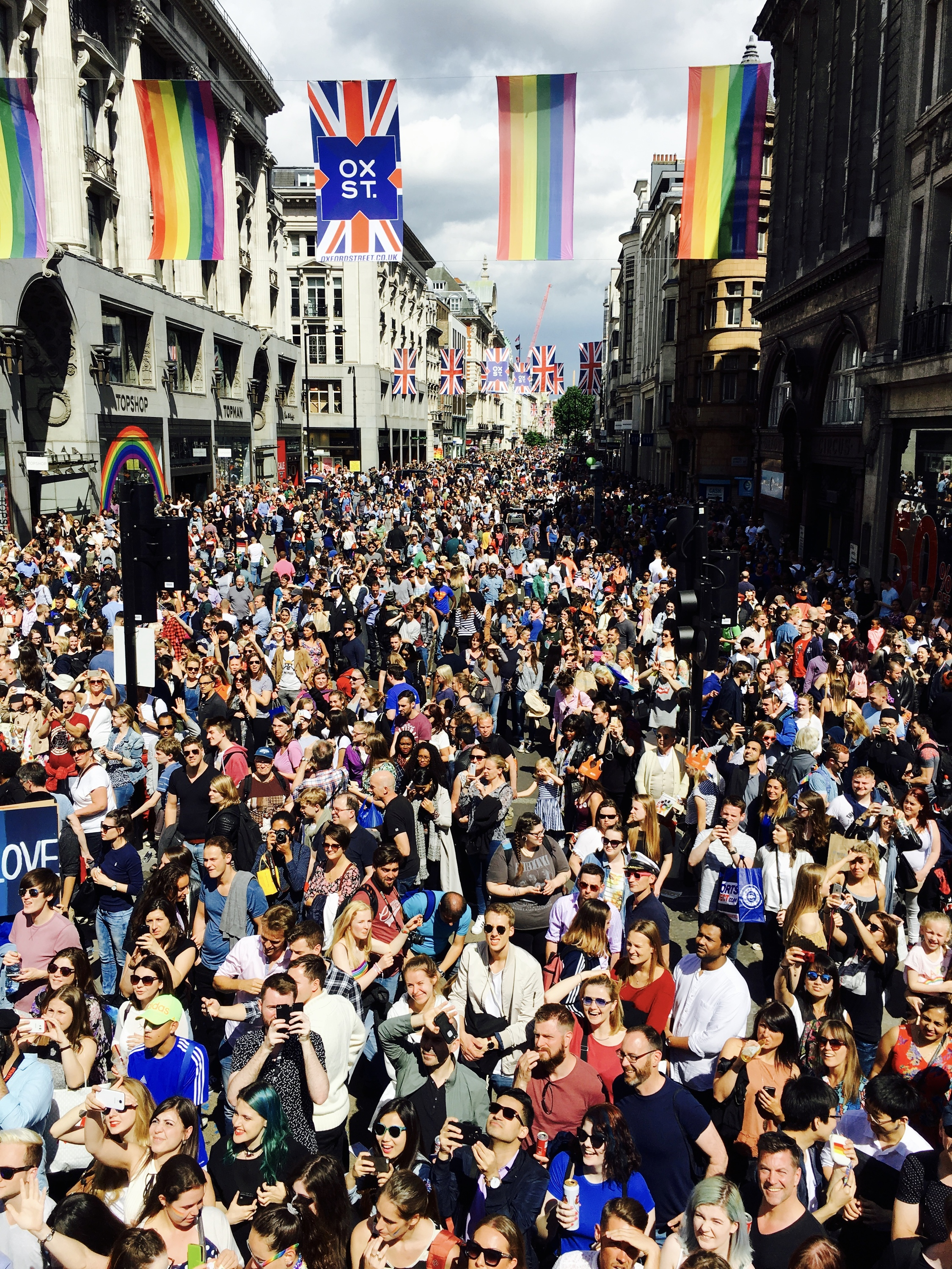 Seven things you might not know about the Pride in London Parade