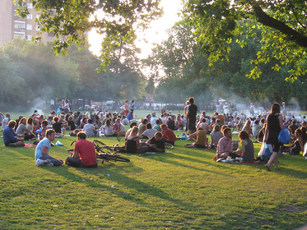 11 London spaces where you can barbecue like a boss