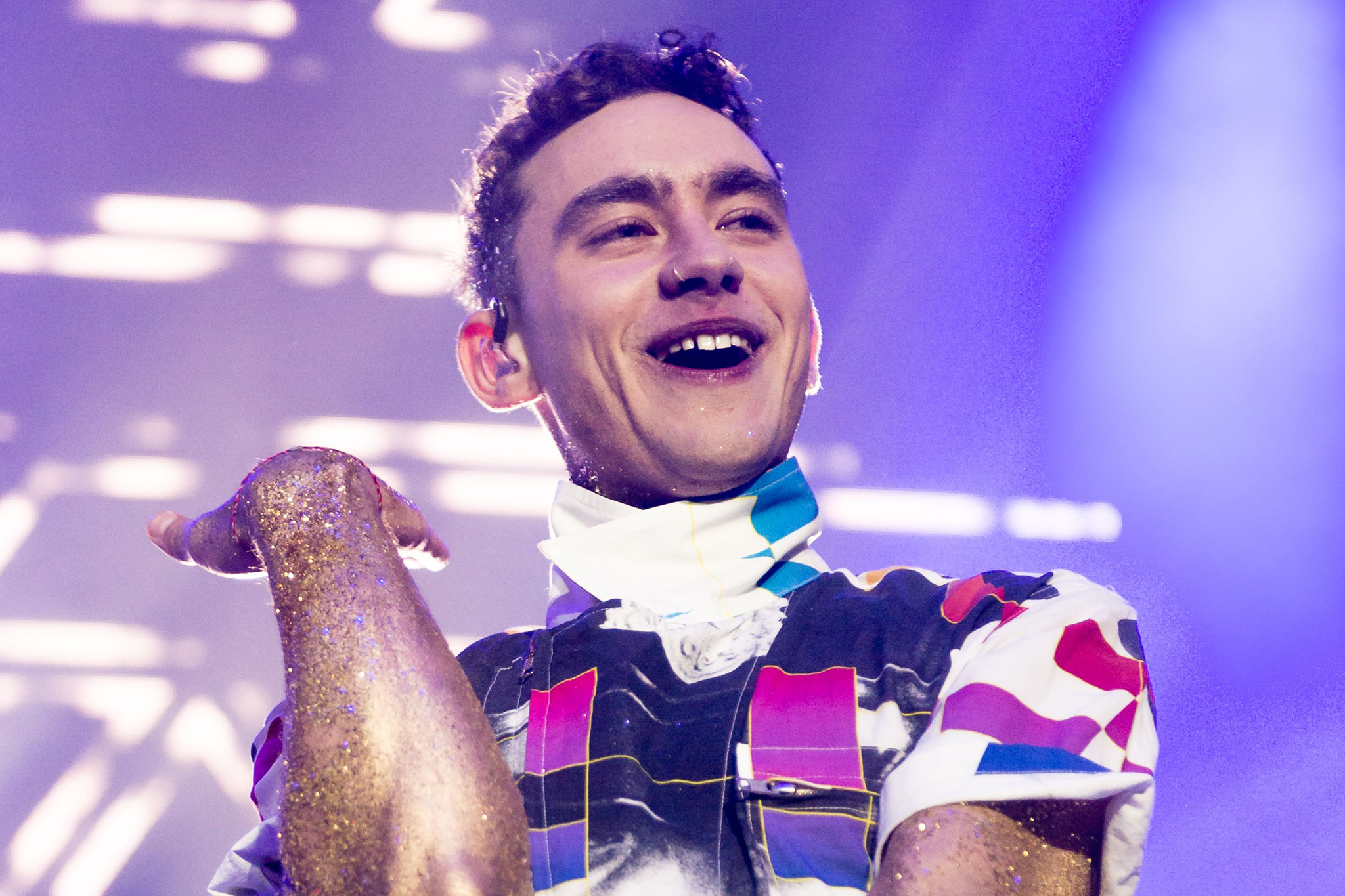 Olly Alexander talks queer pop music and Years & Years' upcoming album