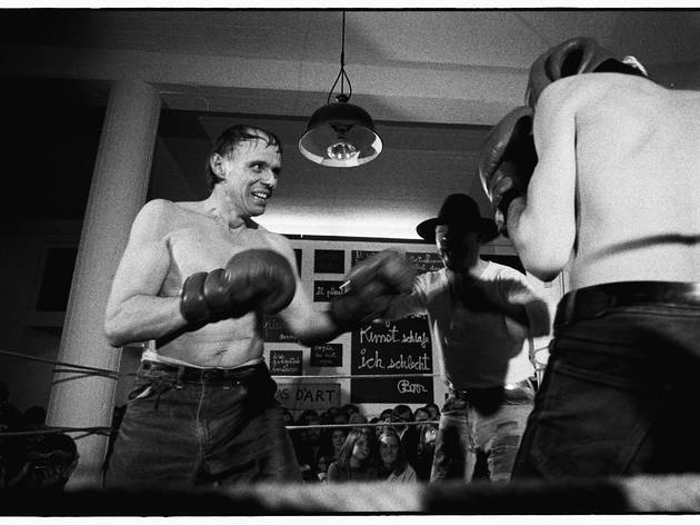 Joseph Beuys: Boxkampf für die Direkte Demokratie