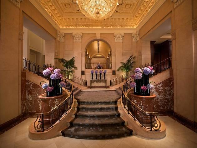 Les meilleurs hôtels 5 étoiles de New York