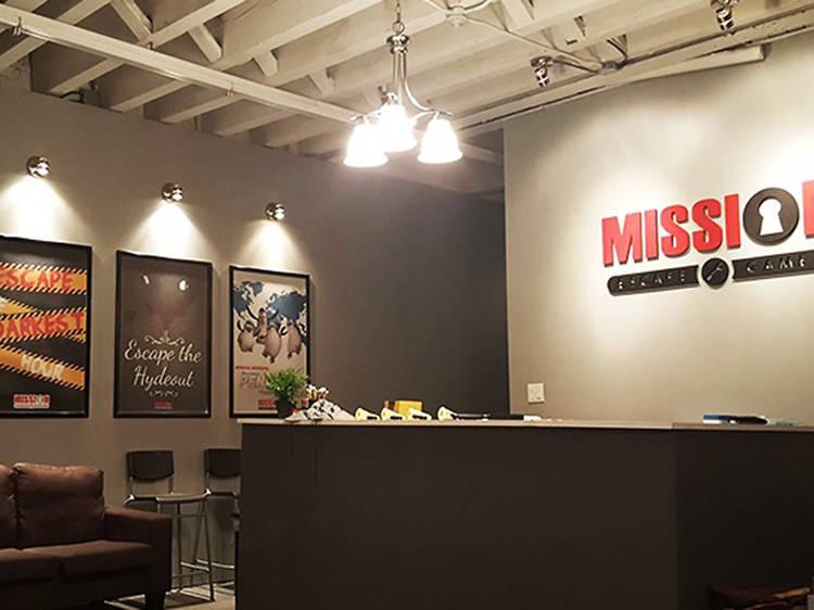 Mission Escape Games