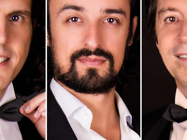 Los Tres Tenores: Tango de Amor