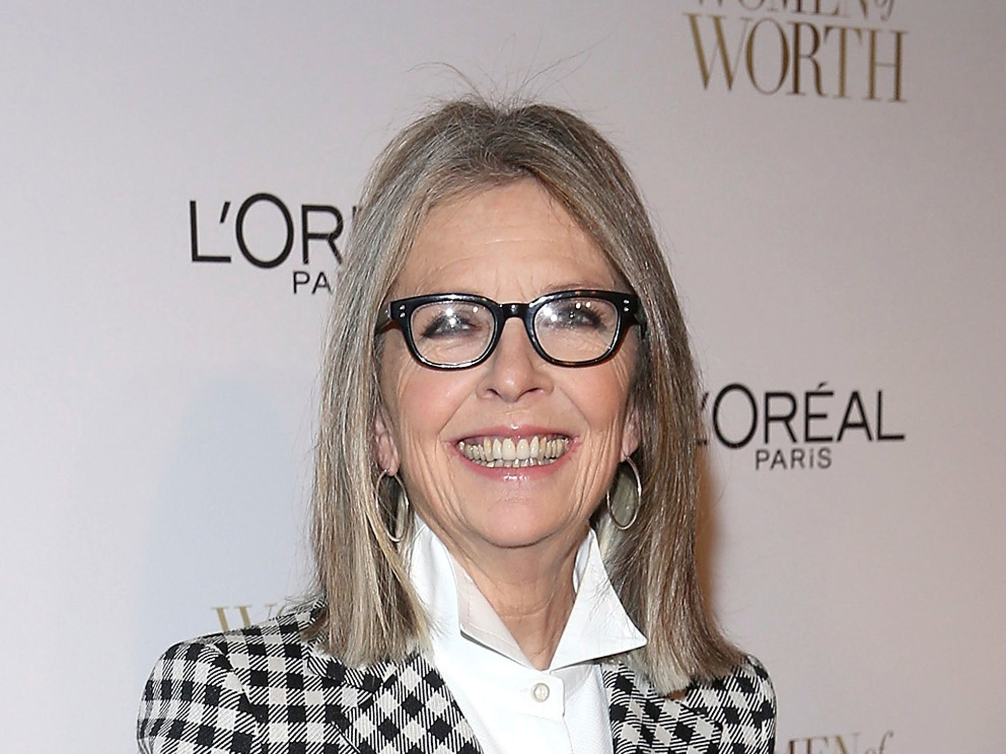 Diane Keaton: 'Londoners are not afraid of extremes'