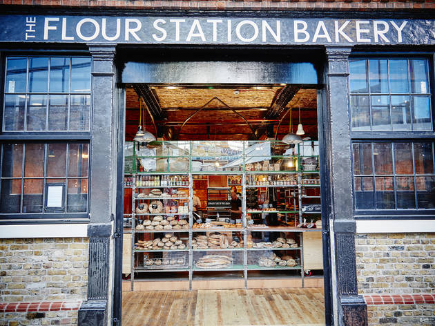 The Flour Station