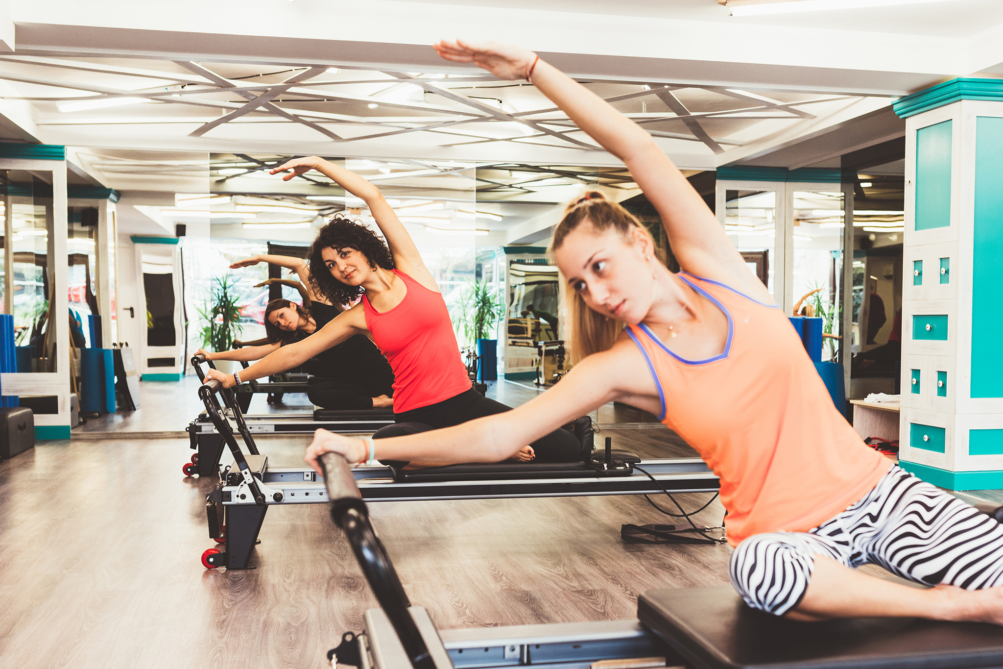 The best Pilates in San Francisco