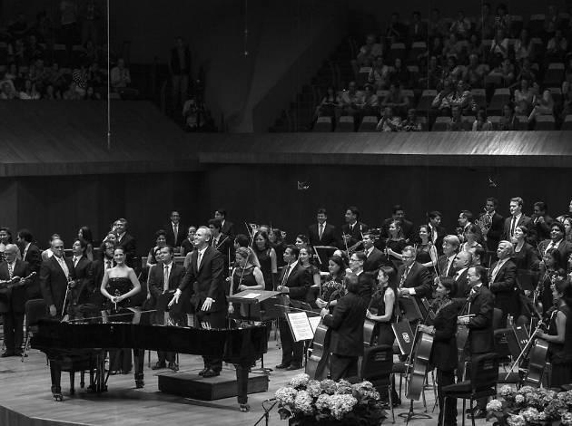 Orquesta Sinfónica de Minería Temporada de Verano