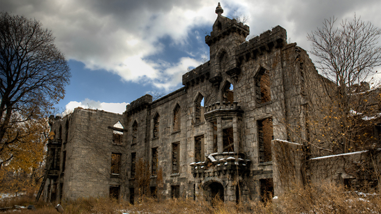 The spookiest places in NYC that give us the chills