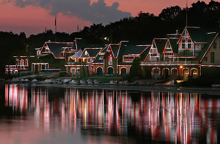 boathouse row philadelphia