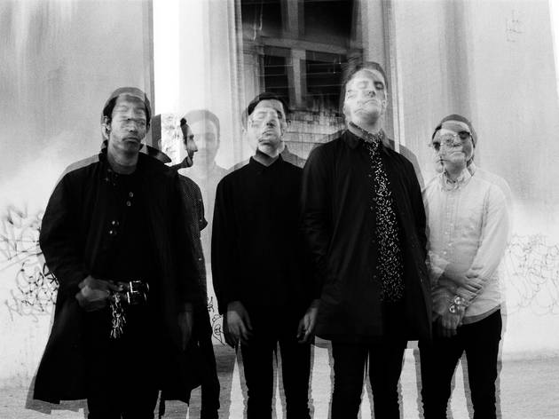 Deafheaven (Deafheaven/Foto: Cortesía Time Out New York)