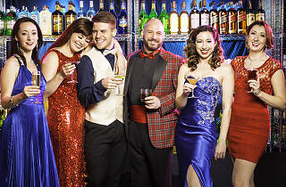 A Spirited History of Drinking: The Musical Comedy