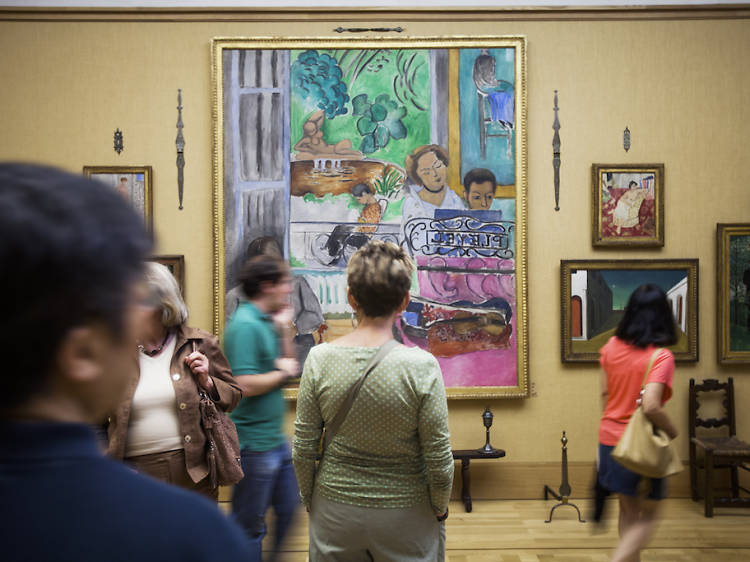 Check out our guide to the best free things to do in Philly