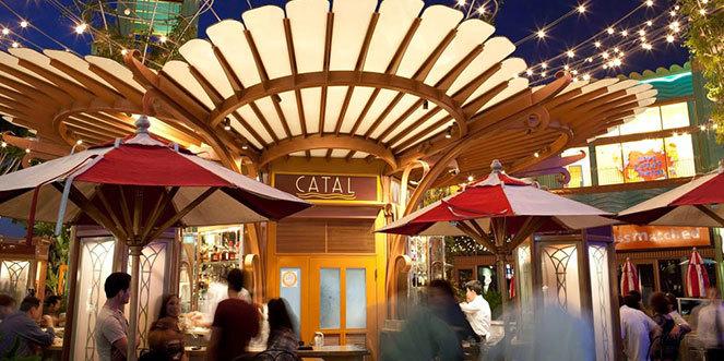 Catal Restaurant & Uva Bar