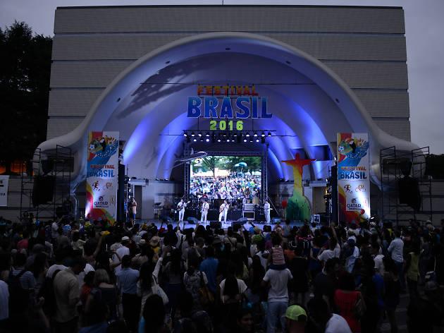 ブラジルフェスティバル 2017