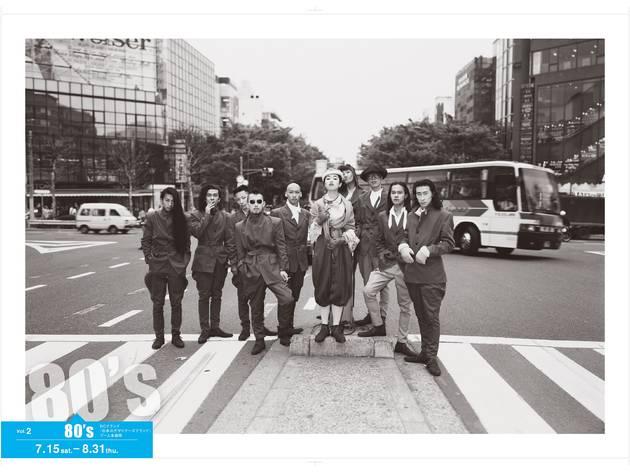 OMOHARA写真展 第2弾 80's表参道原宿