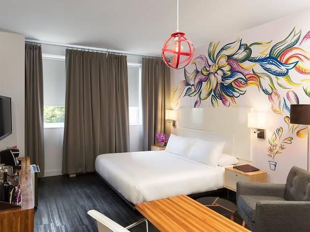 Les meilleurs hôtels économiques à New York
