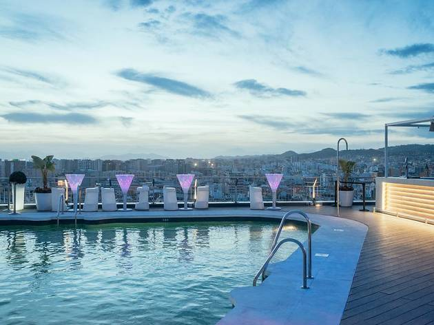 Best hotels Malaga: AC Hotel Malaga Palacio