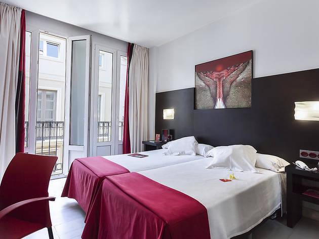 Best hotels Malaga: Hotel del Pintor