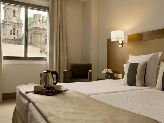 Best hotels Malaga: Hotel Molina Lario