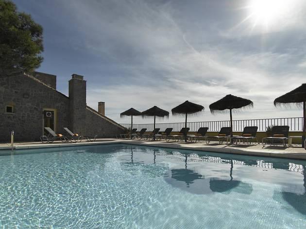 Best hotels Malaga: Parador de Málaga Gibralfaro