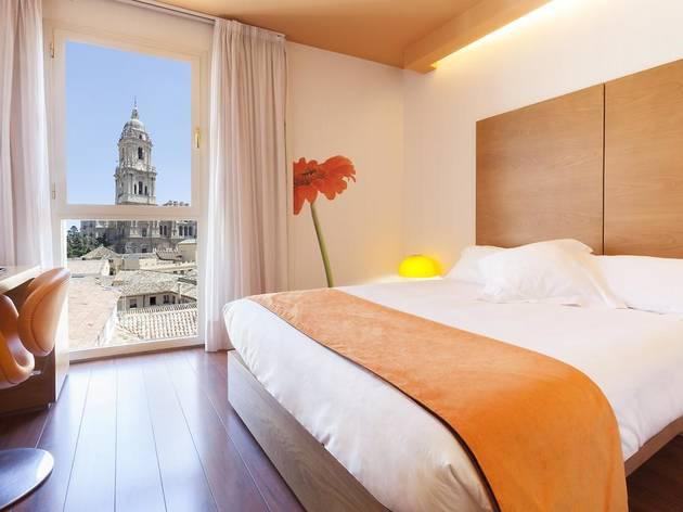 Best hotels Malaga: Petit Palace Plaza Malaga