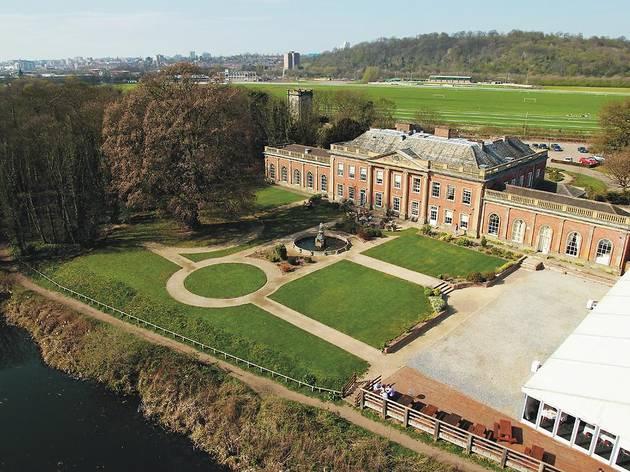 Best hotels Nottingham: Colwick Hall