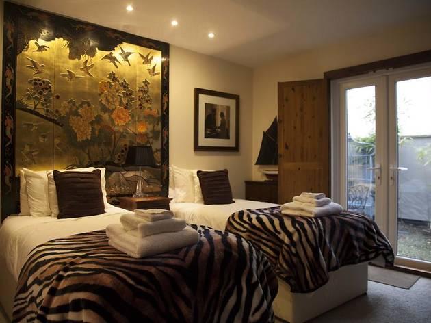 Best hotels Nottingham: The Lodge at Ruddington