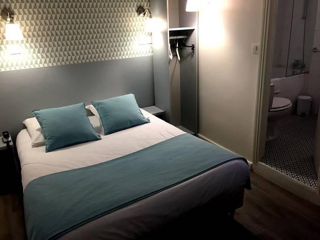 Cheap hotels Lyon: Au Patio Morand