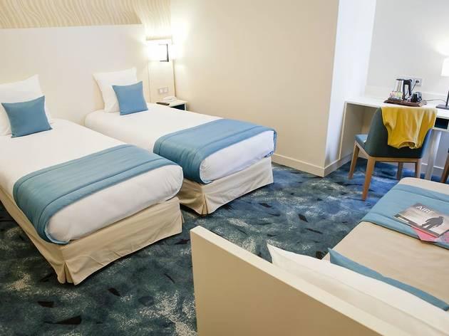 Cheap hotels Lyon: Hôtel des Remparts