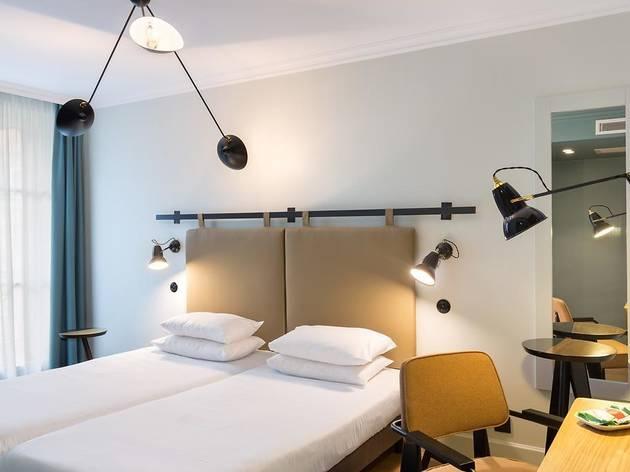 Cheap hotels Lyon: Hôtel Silky