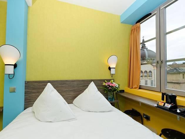 Cheap hotels Lyon: Républik Hôtel