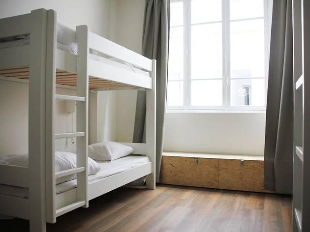 Cheap hotels Lyon: Slo Living Hostel