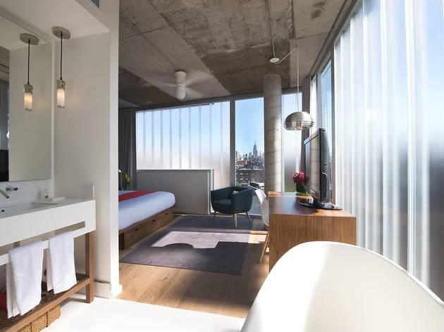 Les meilleurs hôtels design de New York