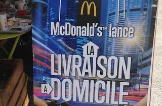 Terreur sur la ville : McDo se met à la livraison