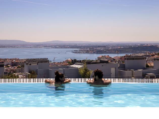 As melhores piscinas em Lisboa